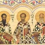 Οι τρεις ιεράρχες και τα Ορθόδοξα θρησκευτικά